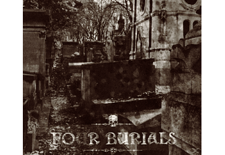 Otesanek,Loss,Orthodox,Mournful Congregation - Fo(u)r Burials [CD]