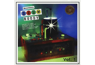 Q-Electronics - Drum Buddy Demonstration - (CD)