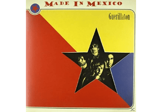 Made In Mexico - Guerillaton - (Vinyl)