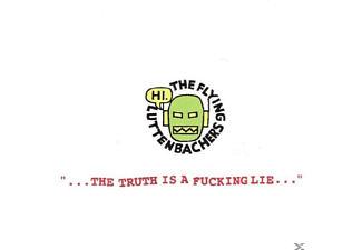 The Flying Luttenbachers - Truth Is A Fucking Lie [CD]