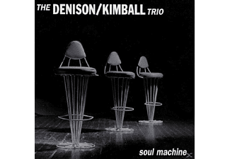 The Denison, Kimball Trio - Soul Machine [CD]
