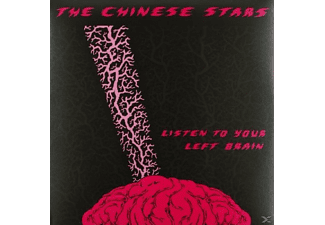 The Chinese Stars - Listen To Your Left Brain - (Vinyl)