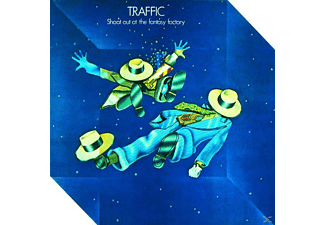 Traffic - Shoot Out At The Fan - (CD)