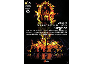 MEHTA/RYAN/WILSON/SIEGEL - Siegfried - (DVD)