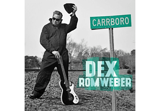 Dex Romweber - Carrboro (Heavyweight LP+MP3) [LP + Download]