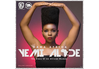 Yemi Alade - Mama Africa (The Diary Of An African Woman) - (Vinyl)