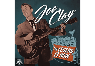 Joe Clay - The Legend Is Now [Vinyl]