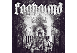 Foghound - The World Unseen - (CD)