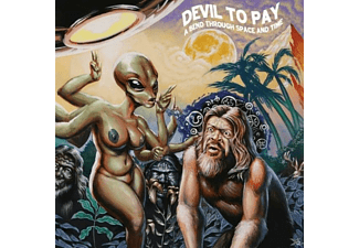 Devil To Pay - A Bend Through Space And Time - (CD)