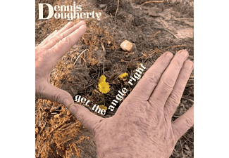 Dennis Dougherty - Get The Angle Right - (CD)