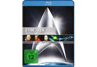 Star Trek 7 - Treffen der Generationen (Remastered) [Blu-ray]