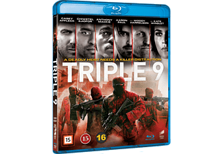 Triple 9 Blu-ray Action Blu-ray