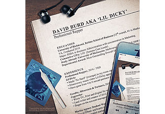 Lil Dicky - Professional Rapper (CD)