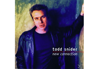 Todd Snider - New Connection - (CD)