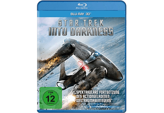 Star Trek XII – Into Darkness - (3D Blu-ray)