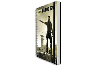 The Walking Dead Notizbuch DIN A5 Rick Grimes