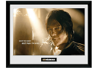 "The Walking Dead Collector Print ""Daryl Dixon"""
