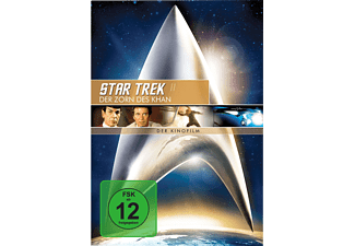 Star Trek 2 - Der Zorn des Khan (Remastered) - (DVD)
