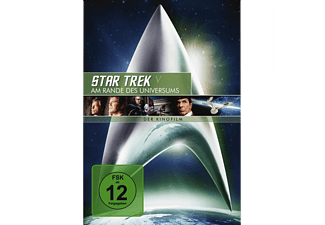 Star Trek 5 - Am Rande des Universums (Remastered) [DVD]