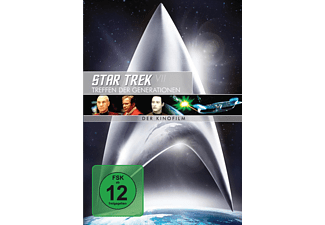 Star Trek 7 - Treffen der Generationen (Remastered) - (DVD)