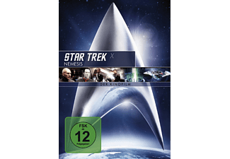 Star Trek 10 - Nemesis (Remastered) - (DVD)