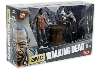 "The Walking Dead Deluxe 5"" Actionfigurenset Morgan Jones"
