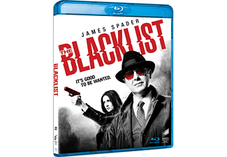 The Blacklist Säsong 3 Blu-ray Thriller Blu-ray