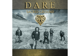 Dare - Sacred Ground (CD)