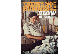 Narcos Poster No Business