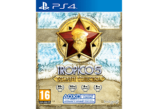 Tropico 5 Complete Collection | PlayStation 4