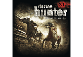 Dorian Hunter 31:Capricorn - 1 CD - Hörbuch