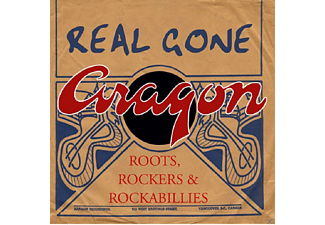 VARIOUS - Real Gone Aragon Vol.1 - (CD)