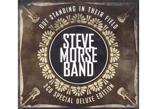 Steve Morse - Out Standing & Live From Germany-Spec.Deluxe Ed - (CD)