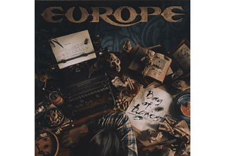Europe - Bag Of Bones [CD]