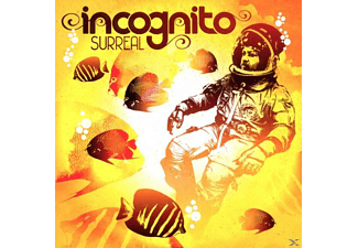 Incognito - Surreal (CD)