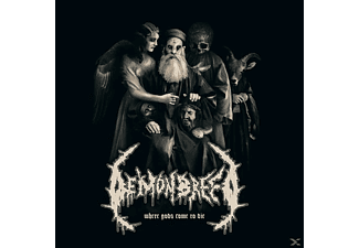 Demonbreed - Where Gods Come To Die [CD]