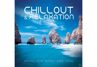 VARIOUS - Chillout & Relaxation-Music For Body And Soul [CD]