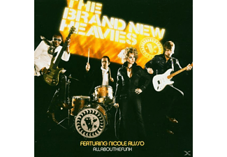 The Brand New Heavies - Allaboutthefunk [CD]