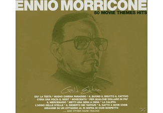 Ennio Morricone - 50 Movie Themes Hits - (CD)