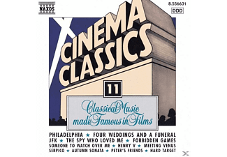 VARIOUS - Cinema Classics Vol.11 - (CD)