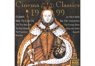 VARIOUS - Cinema Classics 1999 - (CD)