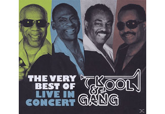 Kool, Kool & The Gang - The Very Best Of-Live In Concert - (CD)