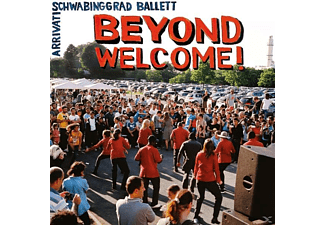 Schwabinggrad Ballett, Arrivati, VARIOUS - Beyond Welcome! [CD]