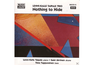 Lenni Taipale - Nothing To Hide - (CD)