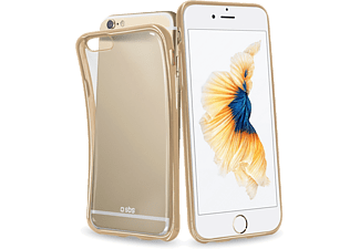 SBS MOBILE SBS MOBILE Gold Collection Extraslim Cover iPhone 6/6S Guld