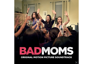 VARIOUS - Bad Moms/OST - (CD)