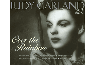 Judy Garland - Over the Rainbow - (CD)
