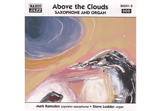 Mark Ramsden - Above The Clouds [CD]