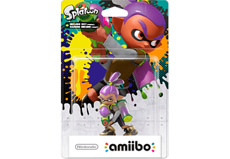 Nintendo Amiibo Splatoon Purple Boy