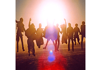Edward Sharpe and The Magnetic Zeros - Up from Below (Vinyl LP + CD)